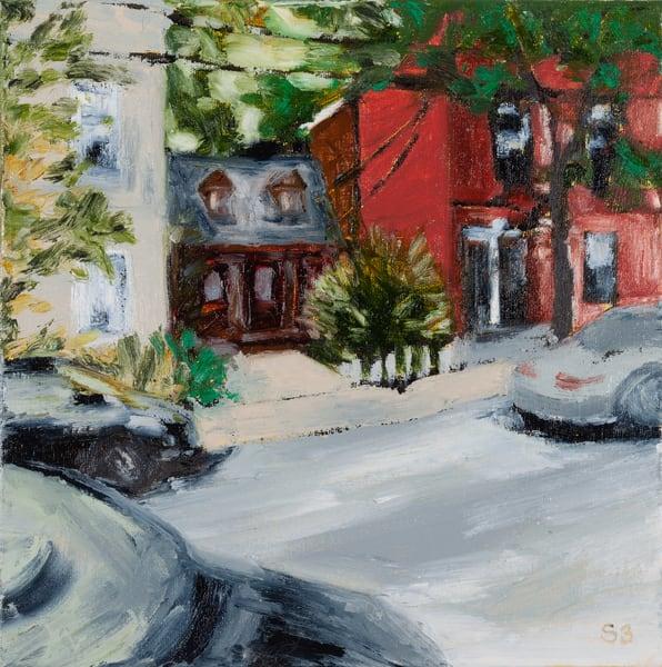 House on Turgeon Street - Original