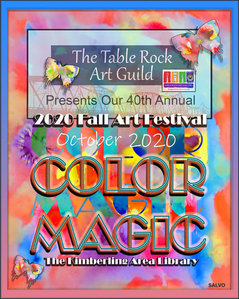 J Salvo   Color Magic Art | Branson West Art Gallery - Mary Phillip
