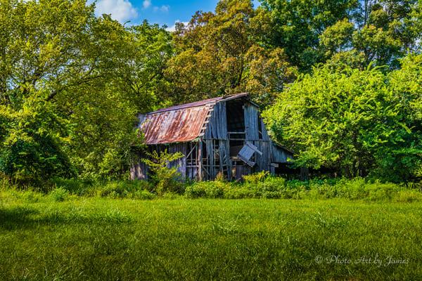Photo Art by James - Quiet Barn