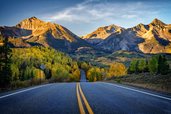 The Road to Ophir | Shop Photography by Rick Berk