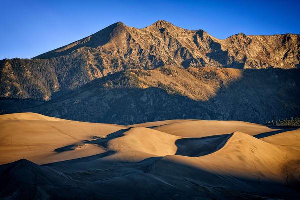 Mt. Zwischen & Sand Dunes | Shop Photography by Rick Berk