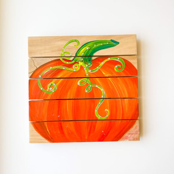 Cinderella's Pumpkin  Art | Heartworks Studio Inc