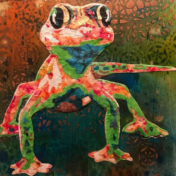 Gecko Art   Kristi Abbott Gallery & Studio