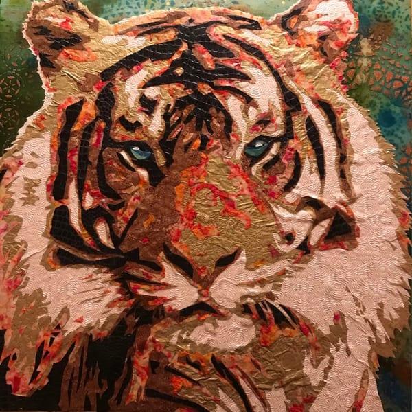 Bengal Tiger Art   Kristi Abbott Gallery & Studio