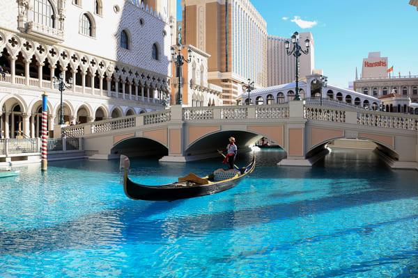 Gondola Rides At The Venetian Photography Art   Julie Williams Fine Art Photography