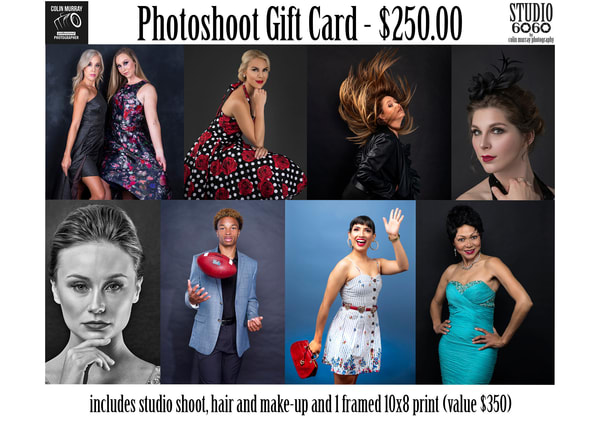 gift card studio shootr
