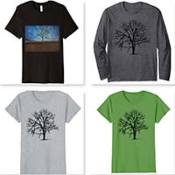 T Shirt Thumbnail Art | Heather Haymart Fine Art