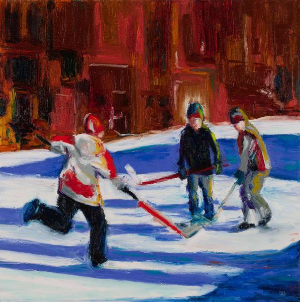 Hockey Friends - prints
