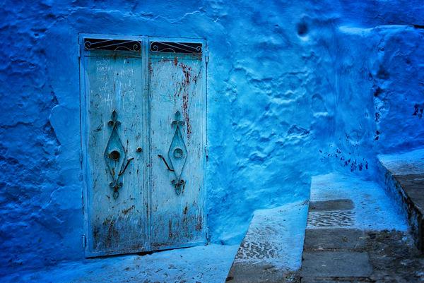 Blue Doors Photography Art   nancyney