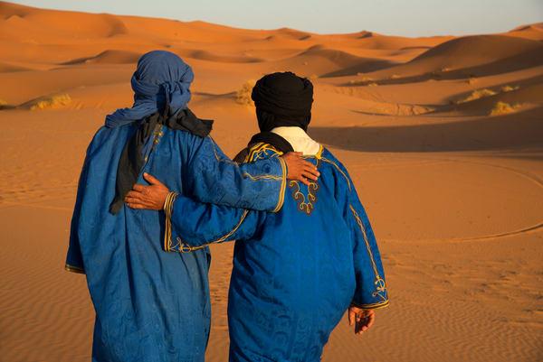 Berbers Back View Photography Art   nancyney