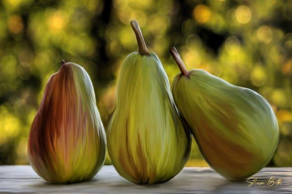 Pear Buddies Art | Sharon Beth