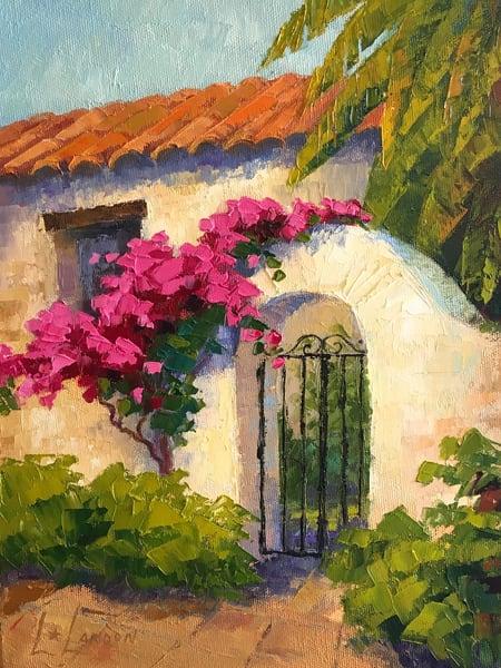 Its Never Locked Art | Linda Star Landon Fine Art