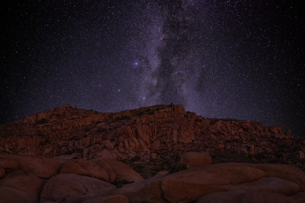 Geo Cosmo Crossroads Photography Art | Josh Kimball Photography