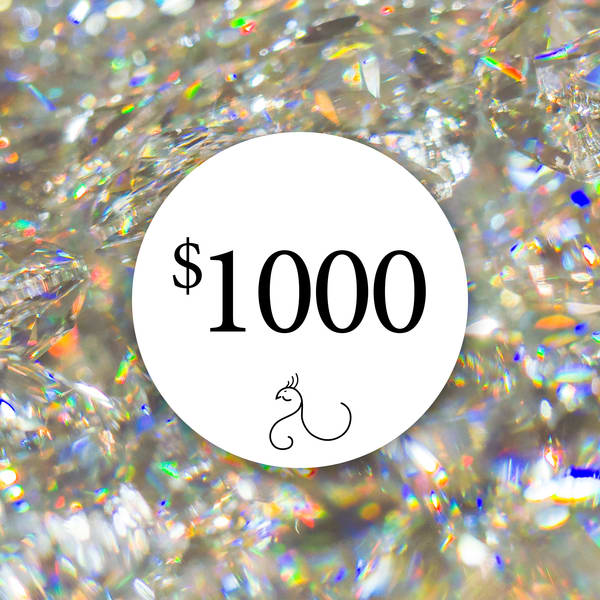 $1000 Gift Card | Bird In Paradise