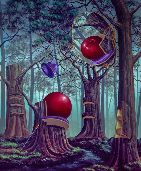 Cherrys House Art | Moshe Volcovich