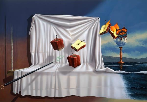 Eternal Renewal Art | Moshe Volcovich