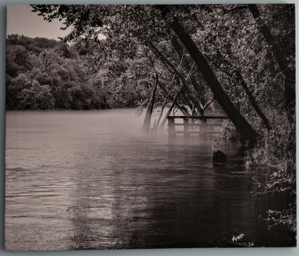 Moody Boat Ramp   Canvas | N2 the Woods Photography