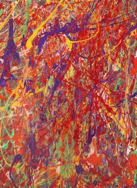Splat 2 Art | Courtney Einhorn