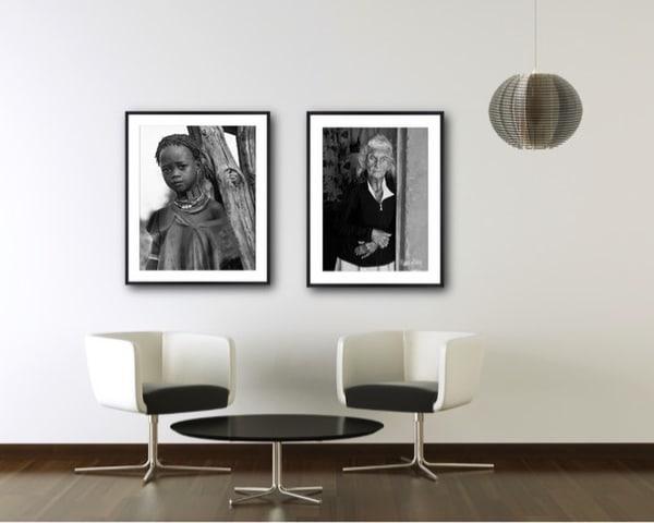 B W Portraits Photography Art | nancyney