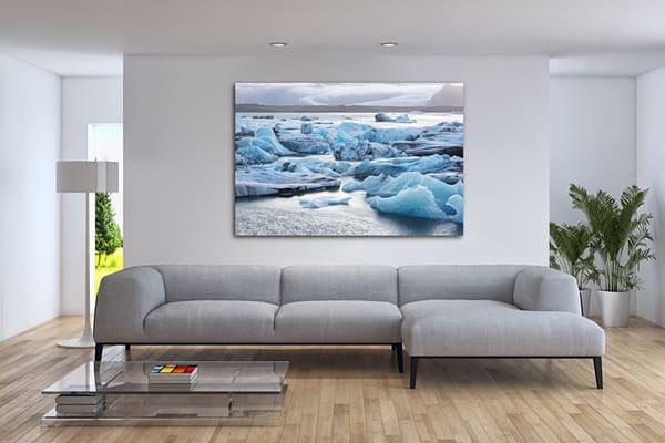 Ice Floats Photography Art | nancyney