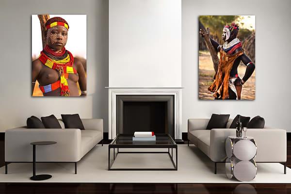 Tribal Women Photography Art | nancyney