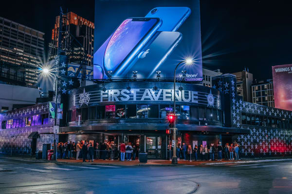 First Avenue 4 Color Photography Art   William Drew Photography