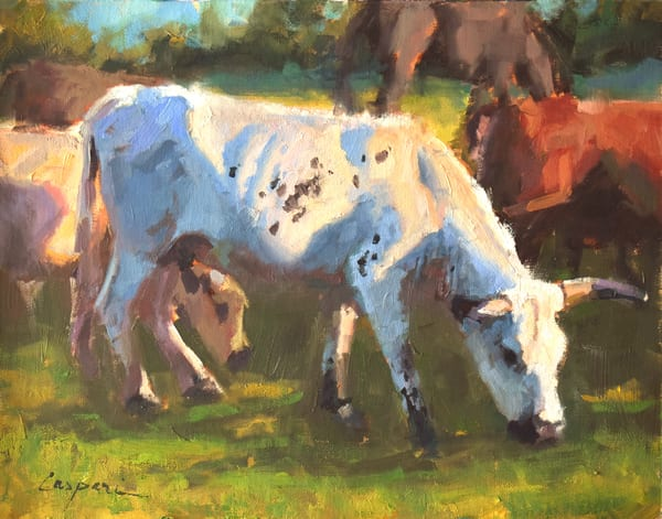 First Year Heifer Art | robincaspari