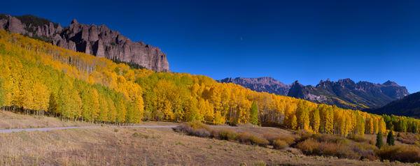 A Panorama Of Fall Photography Art | Nicholas Jensen Photography