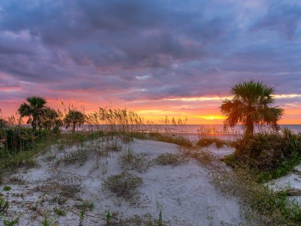 dune-glow