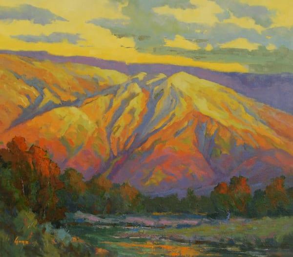 Spectacular Sunset Art   Gary Gore