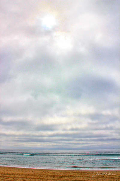 colorful, overcast, kaleidoscope, colors, beach, morning, view, jackierobbinsstudio, photographicprints, buyartonline