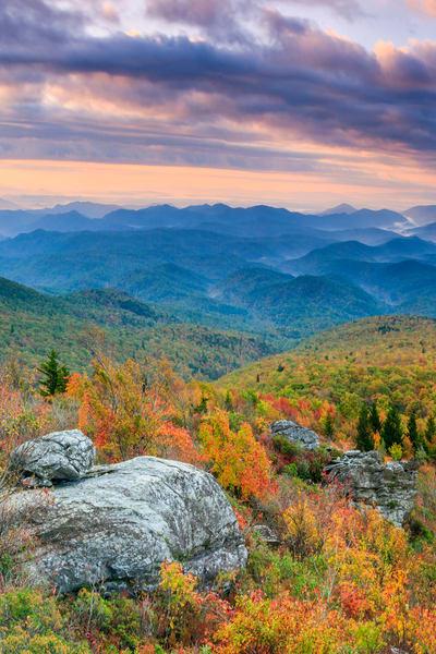 Rough Ridge Sunrise V Art | Red Rock Photography
