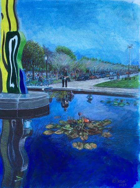 Noma Fountain Art | New Orleans Art Center