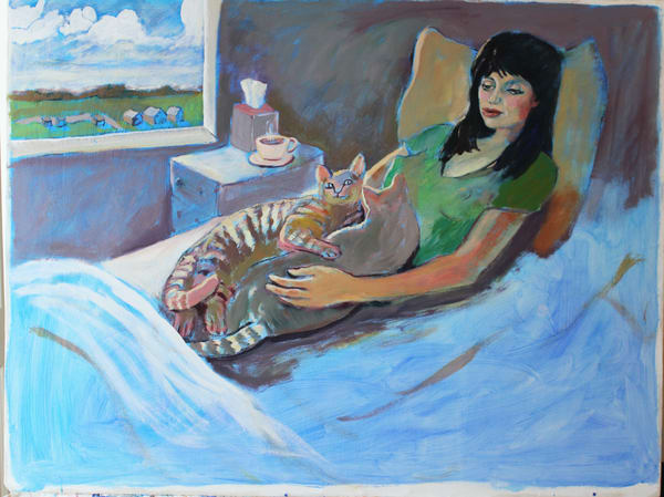 2 Cats  Art | Not specified