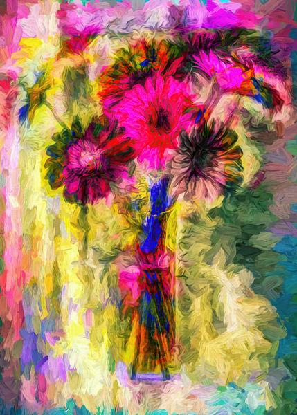 """Vibrant Flowers"" Photography Art | Inspired Imagez"