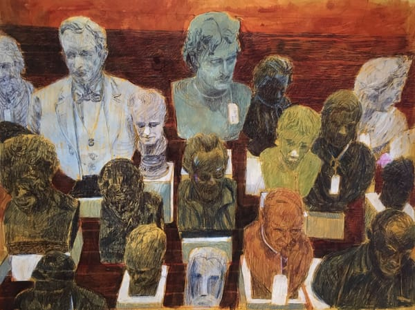 Many Heads Art | New Orleans Art Center