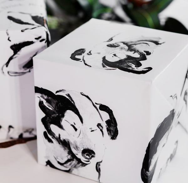 Gift Wrap: Dogs Art | Youngi-Sumistyle pets