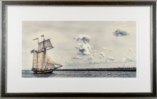 Tall Ship Pride of Baltimore Duluth