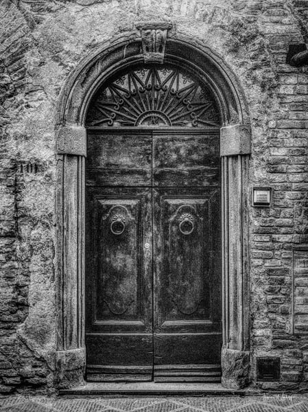 Italian Door (designer edition), 2000. Photograph by Thomas Wyckoff.