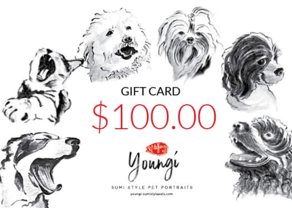 Gift Card | Youngi-Sumistyle pets