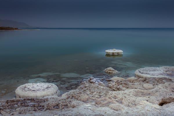 Salt Rings Art   Moshe Volcovich