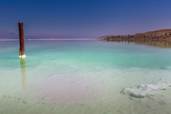 The Dead Sea Tube Art | Moshe Volcovich