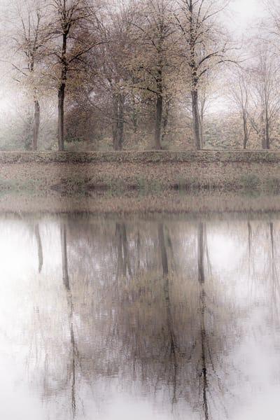 Water Mirror Art | Moshe Volcovich