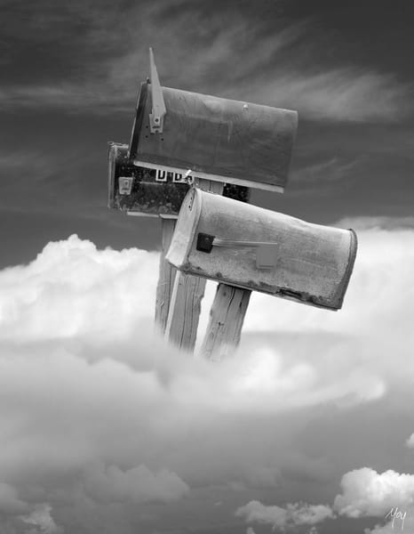 Mail Box Art | Moshe Volcovich
