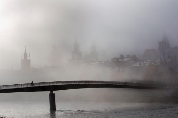 Cruising The Love Bridge Art | Moshe Volcovich
