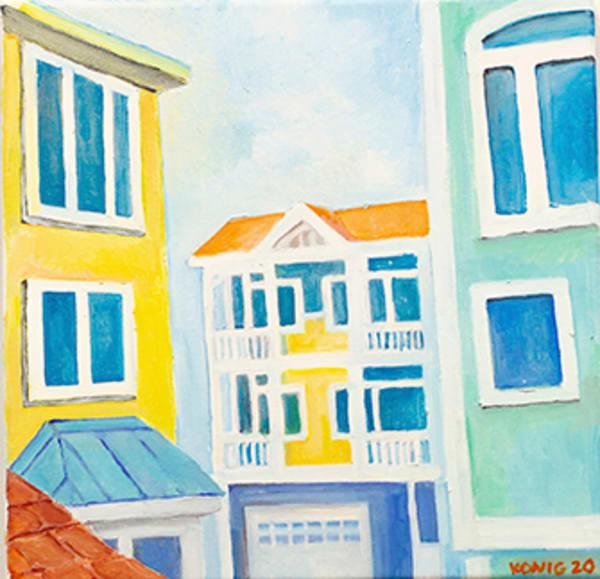 S. Atlantic Ave. Bethany Beach Art | RPAC Gallery
