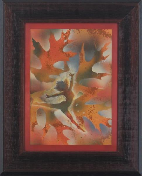 Kay Ridge - original artwork - nature - trees - autumn - Spirit of Autumn