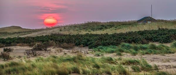 Norton Point Fall Sunrise Art | Michael Blanchard Inspirational Photography - Crossroads Gallery