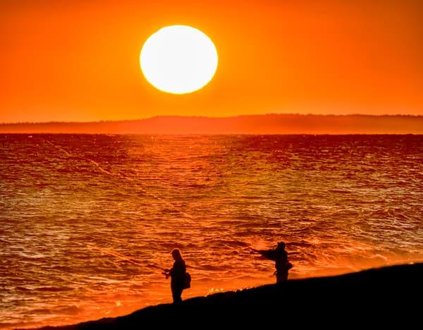 South Beach Surf Cast Art | Michael Blanchard Inspirational Photography - Crossroads Gallery