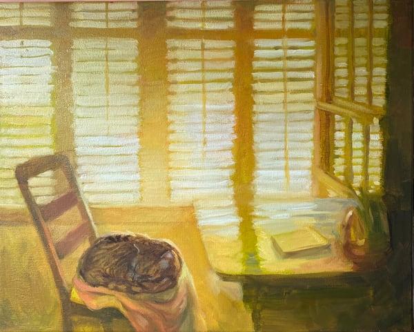 Afternoon Nap Art | susie mccolgan art
